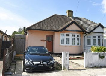 Thumbnail 2 bedroom bungalow for sale in Newbury Gardens, Upminster