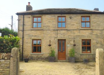 Thumbnail 2 bed end terrace house for sale in Sheffield Road, Hepworth, Holmfirth