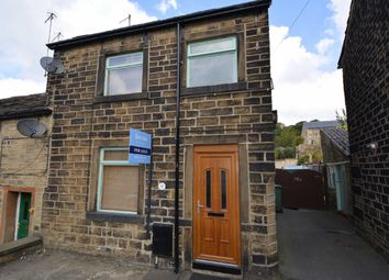 Thumbnail 1 bedroom terraced house to rent in Penistone Road, New Mill, Holmfirth
