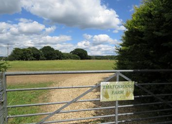 Thumbnail 2 bed barn conversion for sale in Thatchmans Farm, Burgate, Fordingbridge