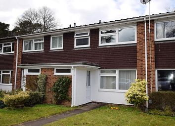 Thumbnail 3 bed terraced house for sale in Woodlands, Fleet