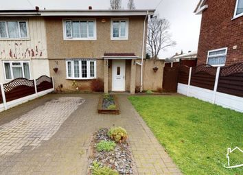 Thumbnail 3 bed semi-detached house for sale in Sedgemere Road, Yardley, Birmingham, West Midlands