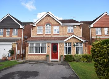 Thumbnail 4 bed detached house for sale in Willow Bank Drive, Pontefract