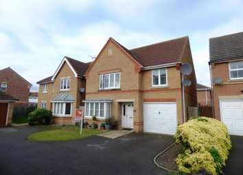 Thumbnail 4 bedroom detached house for sale in Leiston Court, Eye, Peterborough, Cambridgeshire