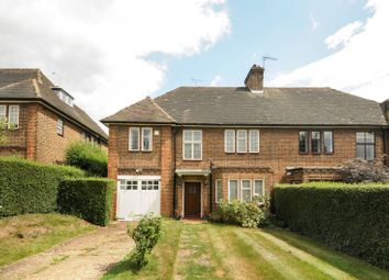 Thumbnail 5 bed property for sale in Ossulton Way, Hampstead Garden Suburb, London