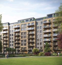 Thumbnail 1 bed flat for sale in Heritage Avenue, London