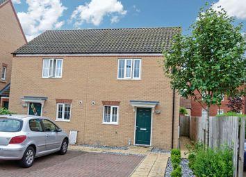 2 bed semi-detached house for sale in Ascot Close, Bourne PE10