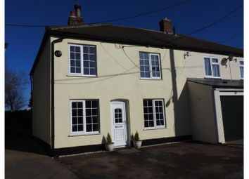 Thumbnail 4 bed semi-detached house for sale in Shalmsford Street, Canterbury