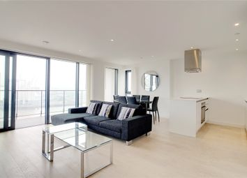 Thumbnail 3 bed flat for sale in Horizons, Yabsley Street, London