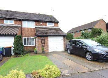 Thumbnail 4 bed end terrace house for sale in Gemini Close, Leighton Buzzard