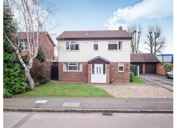 4 bed detached house for sale in Oaklands Way, Melbourne, Derby DE73