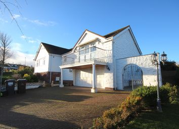Thumbnail 4 bed bungalow for sale in Maes Y Castell, Llandudno