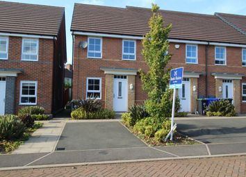 Thumbnail 2 bed terraced house for sale in Holdcroft Place, Stoke-On-Trent