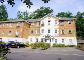 Thumbnail 2 bed flat for sale in Markham Court, Camberley