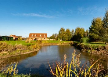 Thumbnail 4 bed equestrian property for sale in West End Road, Epworth, Doncaster, Lincolnshire