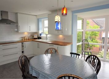 Thumbnail 4 bed town house to rent in Cuthbert Gardens, London