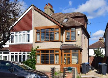 Thumbnail 4 bed end terrace house for sale in Northway Road, Croydon, Surrey
