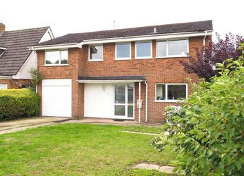 Shakespeare Road, Salisbury SP1. 4 bed detached house for sale