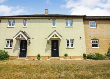 Thumbnail 3 bed terraced house for sale in Oriole Drive, Cringleford, Norwich
