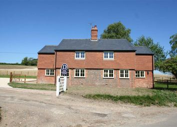 Thumbnail 4 bed detached house to rent in Hampstead Norreys, Thatcham