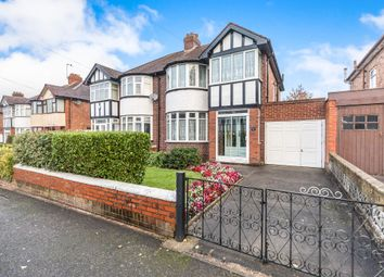 Thumbnail Semi-detached house for sale in Winstanley Road, Stechford, Birmingham