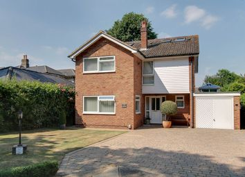Thumbnail 5 bed detached house for sale in Lexden Road, Colchester