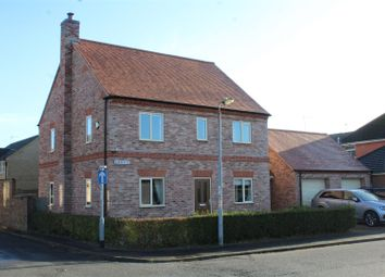 Thumbnail 4 bed detached house for sale in Horsegate, Whittlesey, Peterborough