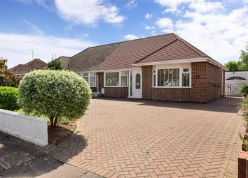 2 bed semi-detached bungalow for sale in Burnham Road, Worthing, West Sussex BN13