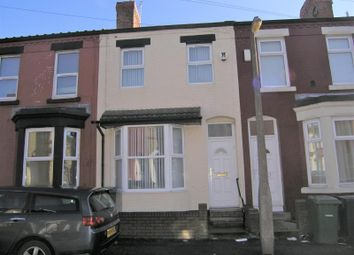 Thumbnail Terraced house for sale in Palatine Road, Wallasey, Wirral