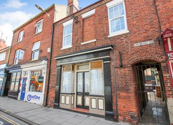 Thumbnail 1 bed flat for sale in Magdalen Street, Norwich