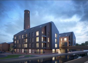 Thumbnail 2 bed flat for sale in The Shot Tower, Shot Tower Close, Chester
