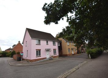 Thumbnail 4 bed link-detached house for sale in Wild Boar Field, Braintree, Essex