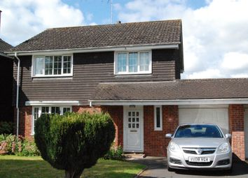 Thumbnail 4 bed detached house for sale in Bearcroft, Weobley, Hereford