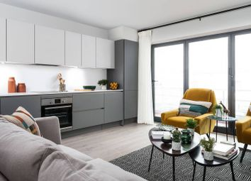 Thumbnail 1 bedroom flat for sale in De Beauvoir Apartments, Dalston