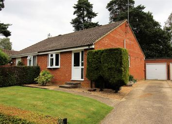 Thumbnail 2 bed semi-detached house for sale in Kent Road, Whitehill, Bordon