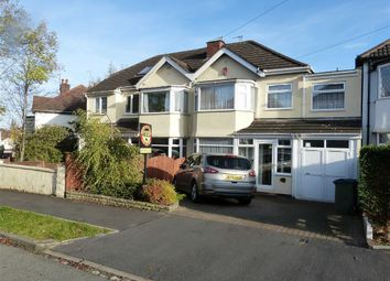 Thumbnail 4 bedroom semi-detached house for sale in Chestnut Road, Oldbury, West Midlands