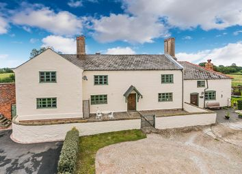Thumbnail 4 bed farmhouse for sale in St. Martins, Oswestry