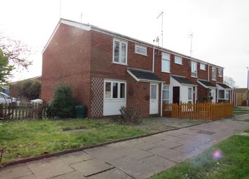 Thumbnail 3 bedroom end terrace house to rent in Colesborne Close, Worcester