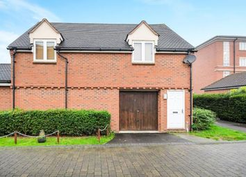 Thumbnail 2 bedroom detached house for sale in Chastleton Road, Redhouse, Swindon, Wiltshire