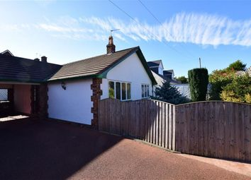 Thumbnail 2 bed terraced bungalow for sale in Park Street, Wallasey, Merseyside
