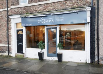 Thumbnail Commercial property for sale in Stars Hair & Beauty Salon, 81 West Percy Street, North Shields
