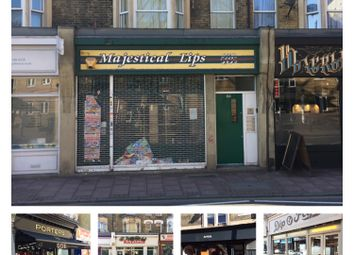 Thumbnail Retail premises to let in Atlantic Road, London