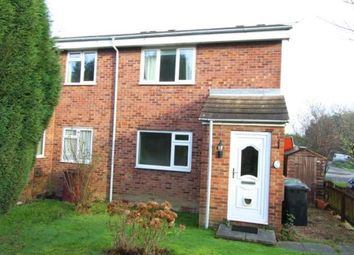 Thumbnail 1 bed flat for sale in Curlew Avenue, Eckington, Sheffield, Derbyshire