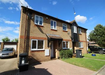 Thumbnail 2 bed end terrace house for sale in Bonner Close, Swindon, Wiltshire