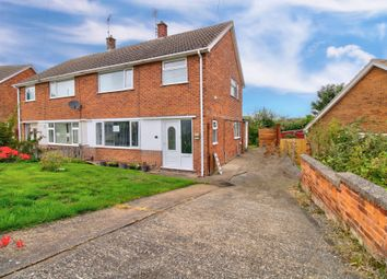 Preston Road, Rainworth, Mansfield NG21. 3 bed semi-detached house