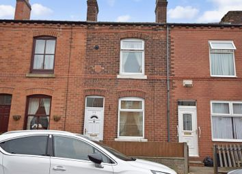 Thumbnail 2 bedroom terraced house for sale in Neville Street, Newton-Le-Willows, Merseyside