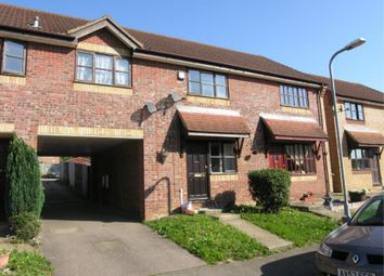 Thumbnail 2 bed property to rent in Heron Close, Stowmarket