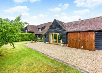 Thumbnail 5 bed barn conversion to rent in Oare, Hermitage, Thatcham