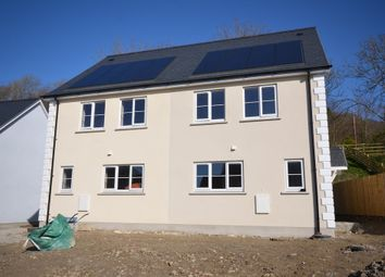 Thumbnail 3 bed semi-detached house for sale in Rhydyfelin, Aberystwyth