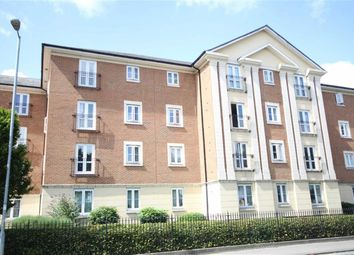 Thumbnail 2 bedroom flat for sale in Brunel Crescent, Swindon, Wiltshire